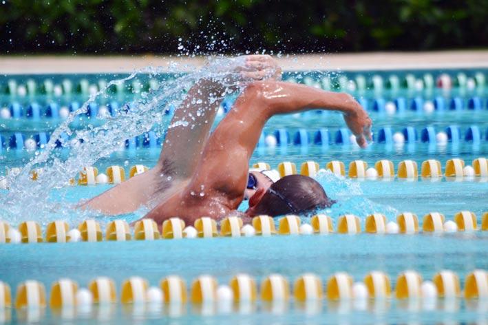 nuoto master