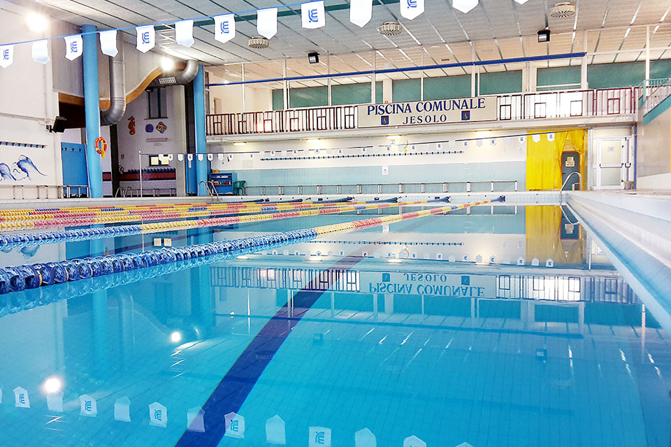 piscina di Jesolo