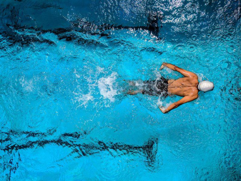 action-athlete-blue-863988