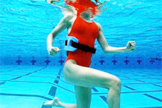 deep water gym